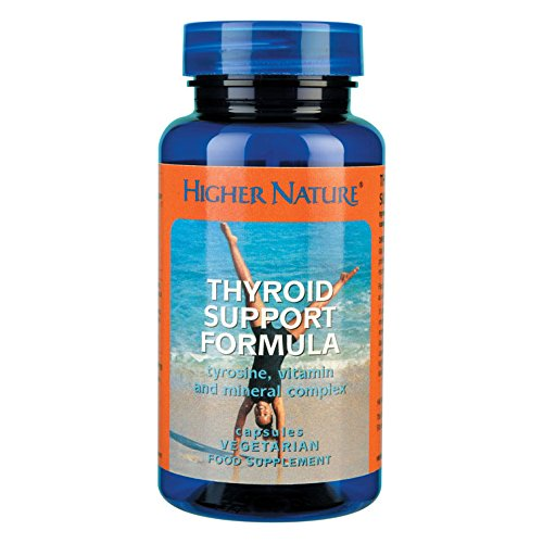 (12 PACK) - Higher Nature - Thyroid Support Formula | 60's | 12 PACK BUNDLE
