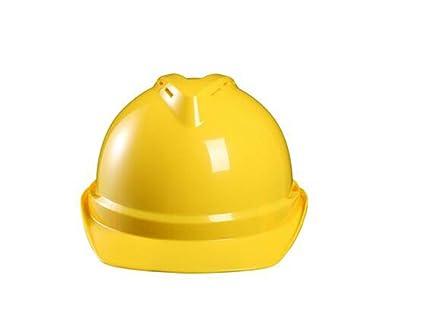 Transpirables Cascos-sensacional Anti Obra De Construcción Del Casco,Yellow