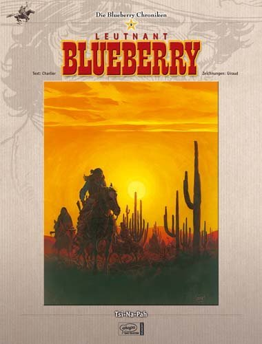 Die Blueberry Chroniken Bd.9 Tsi-Na-Pah