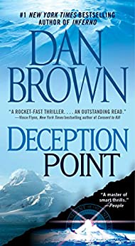 Deception Point by [Brown, Dan]