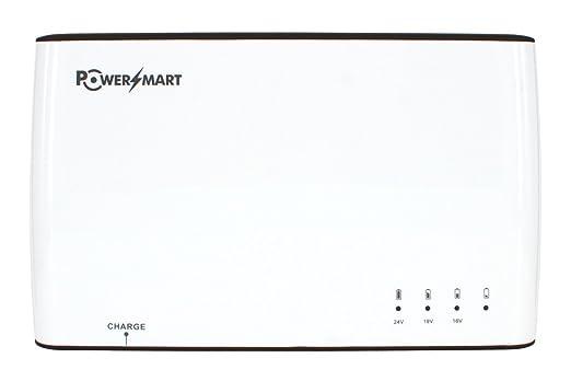 PowerSmart 27000 mAh portátil universal Banco de la energía con linterna LED para smartphones y otros