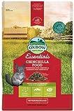 Oxbow Animal Health Essentials Deluxe Chinchilla Food, 25-Pound