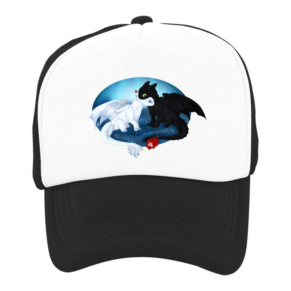 How to Train Your Dragon Kid//Youth Baseball Cap Adjustable Sun Visor Hat