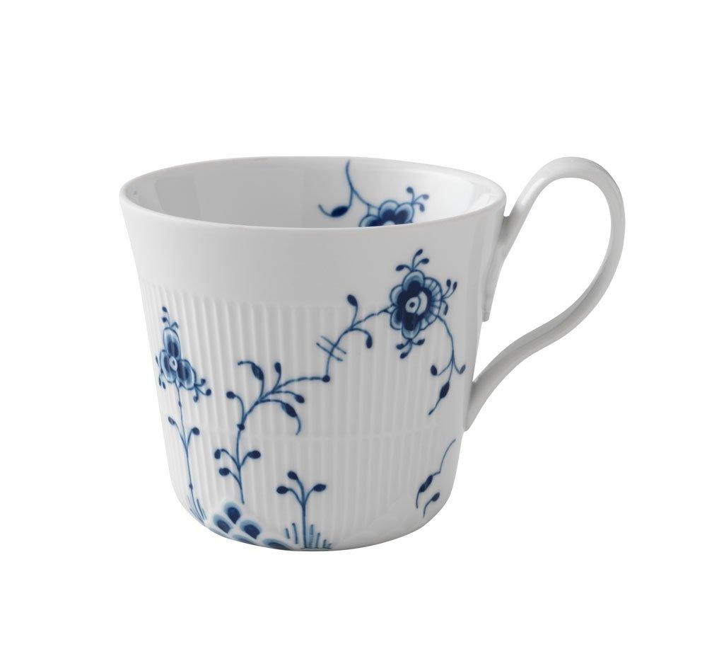 Royal Copenhagen Elements Cup H. Handle 0.35 l Blue