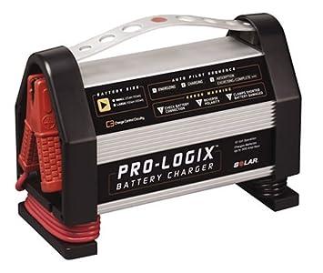 Amazon.com: pl2216 Solar PRO-LOGIX 16 Amp Cargador de ...