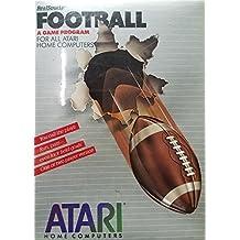 RealSports Football - Atari 400/800 XE XL (NTSC)