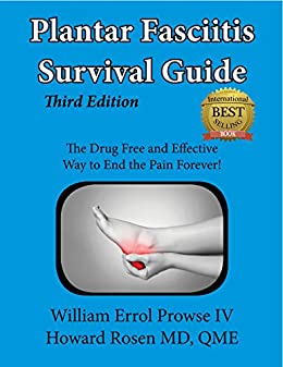 Plantar Fasciitis Survival Guide Ultimate ebook product image
