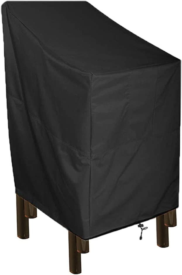 ARTORA Patio Chair Cover, Waterproof Patio Furniture Protective Cover Heavy Duty High Back Chair Cover Dustproof Outdoor Furniture All-Weather Protection