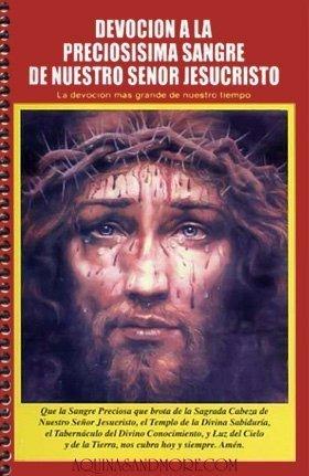 Preciosa Heart - Devoción a la Preciosísima Sangre de Nuestro Señor Jesucristo - La devoción más grande de nuestro tiempo