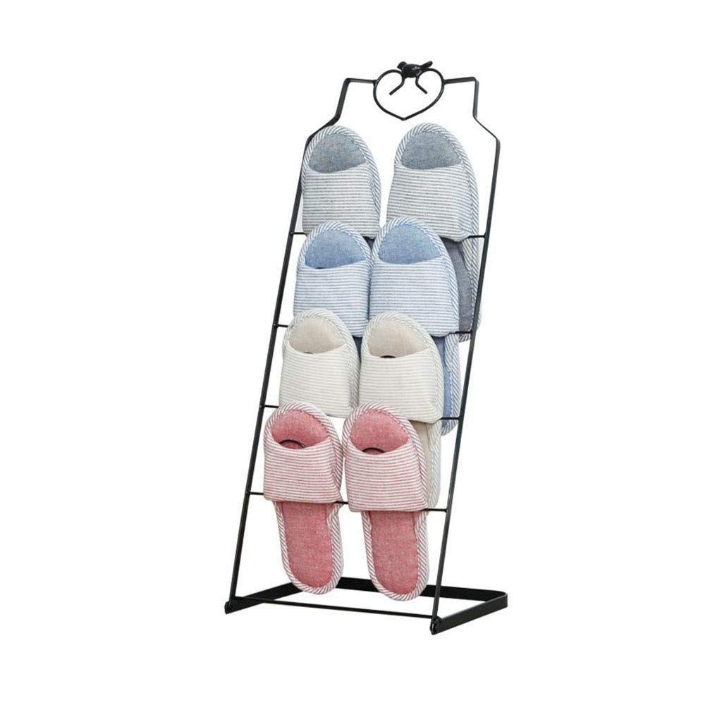 LLDMZ Bathroom Toilet, Toilet, Hanging Slippers, Artifact Shelf, Drain Shoe Rack, Simple Space Saving, Three-Dimensional Storage