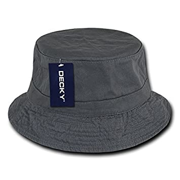 7d05fa7772668 Amazon.com  DECKY Polo Bucket Hat  Clothing