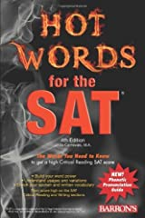 (HOT WORDS FOR THE SAT) by Carnevale, Linda(Author)Paperback{Hot Words for the SAT} on01-Jul-2010 Unknown Binding