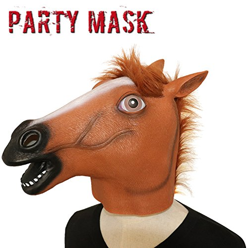 Monke (Halloween Horse Costumes)