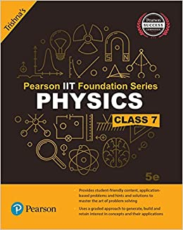 buy pearson iit foundation physics class book online at low  buy pearson iit foundation physics class 7 book online at low prices in pearson iit foundation physics class 7 reviews ratings amazon in