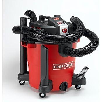 Craftsman XSP 12 Gallon 5.5 Peak HP Wet/Dry Vac