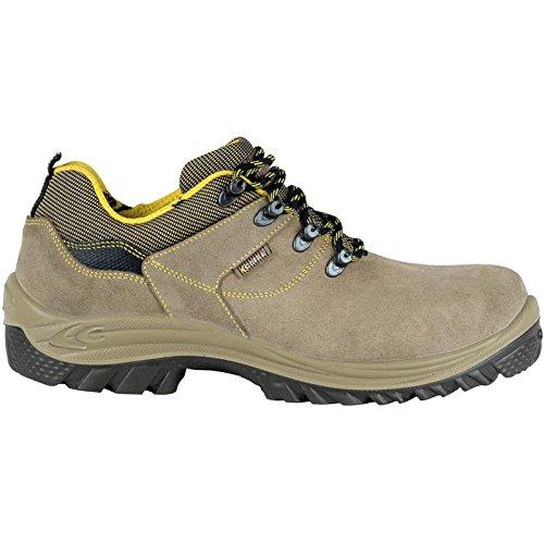 """Cofra 63820–000.w43–Zapatos de seguridad """"scicli S1P SRC Tamaño 43Caqui 1Caqui"""