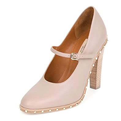 Valentino Leather Mary Jane Pumps many kinds of sale online for sale official site excellent sale online prices amazing price cPMdv
