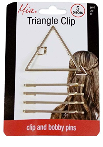 mia-triangle-clip-and-4-bobby-pins-bobby-pins-measure-2-long-rose-gold-color-5-pieces-per-card