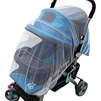 Summer Safe Baby Carriage Insect Full Cover Mosquito Net Baby Stroller Bed