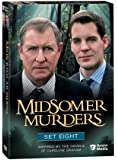 Midsomer Murders: Set Eight (The Maid in Splendour / The Straw Woman / Ghosts of Christmas Past)