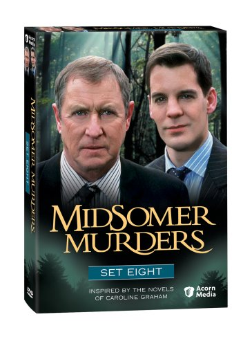 Midsomer Murders: Set Eight (The Maid in Splendour / The Straw Woman / Ghosts of Christmas Past) by Acorn Manufacturing
