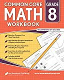 8th grade Math Workbook: CommonCore Math Workbook