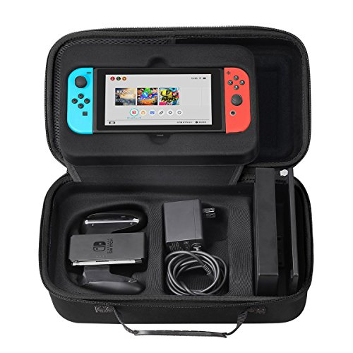 Game Console Travel Case