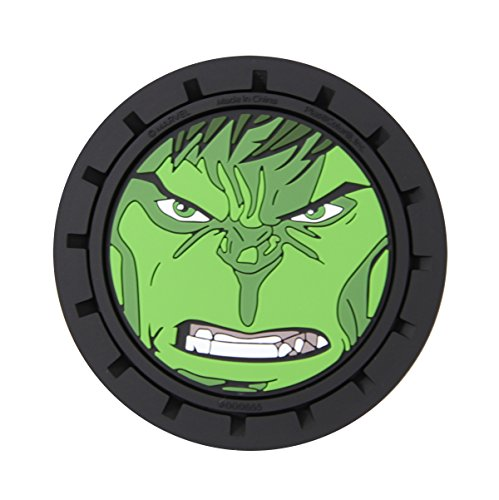 Plasticolor 000655R01 Marvel Hulk Cup Holder Coaster