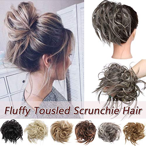 Synthetic Scrunchie Extensions Ponytail Hairpiece product image