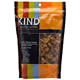 Kind Fruit and Nut Bars Kind Healthy Grains Oats and Honey Clusters with Toasted Coconut - 11 oz - Case of 6
