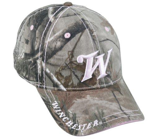 OUTDOORCAP 171382 Winchester - Camo Ladies Adjustable Hat ()