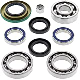 All Balls 25-2068 Rear Differential Bearing and Seal Kit