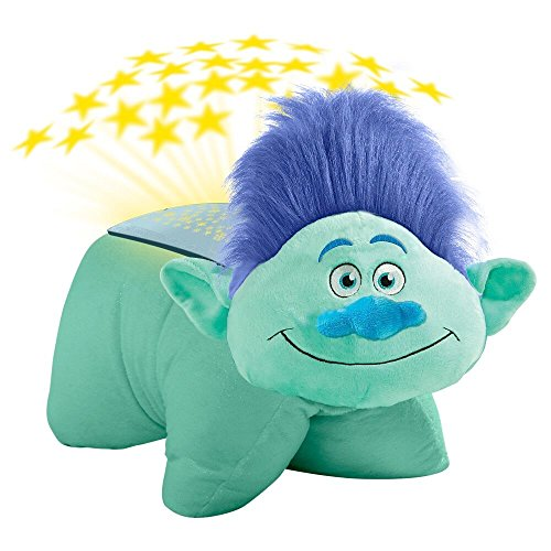 Pillow Pets Dreamworks Trolls Dream Lites - Branch Stuffed Animal Plush Toy Plush