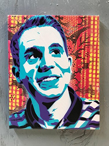 "Ben Platt Painting - 8""x10""x1"" Paint on Gallery Canvas - Ready to Hang"