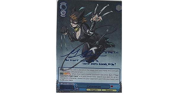 Amazon.com: Weiss Schwarz - Catwomen - BNJ/SX01-065SP SP ...