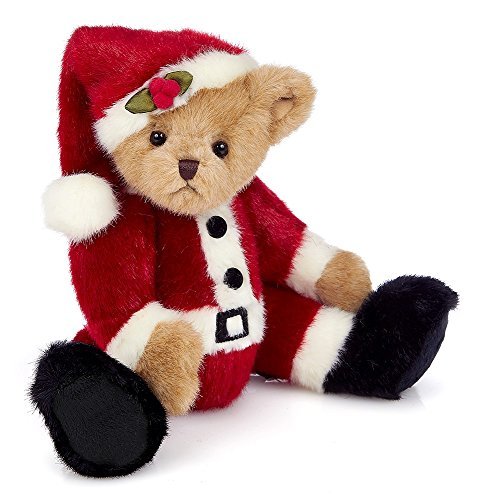 Bearington Papa Santa Beary Plush Christmas Teddy Bear, 14