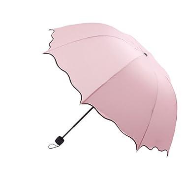 Design Fashion Camouflage leaves Printed Custom Auto Foldable Sun Rain Anti-UV Umbrella