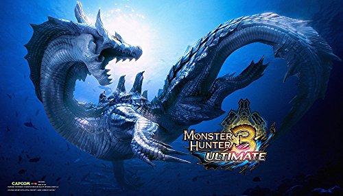 monster hunter wall scroll poster
