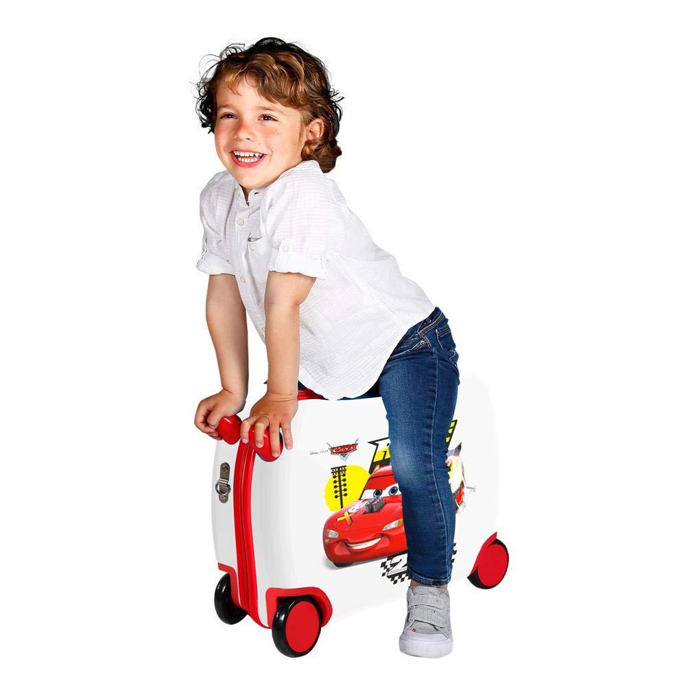 Multicolor Disney Joy Bagage Enfant 50 Centimeters 34 Multicolore