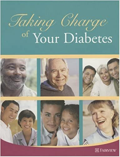 Book Taking Charge of Your Diabetes