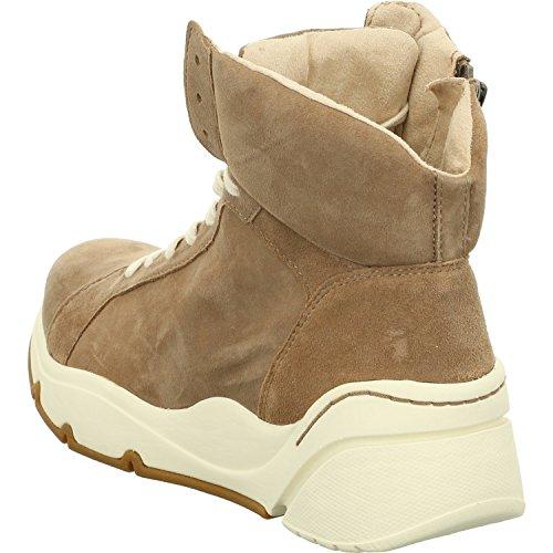Grau Ankle Tamaris Velour Women's bootie Boots Oq0wx