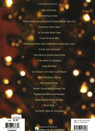 Christmas Favorites for Mandolin: Hal Leonard Corp.: 0884088087630 ...
