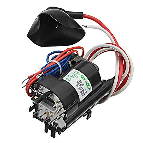 Yadianna DC 12-36V 10A 300W ZVS Tesla Coil High Voltage Genrator Driver Board Discharge Flback Genrator Module Long Arc Ignition Coil For SGTC/Marx Generator/Jacob's Ladder Heater Scientific Experimen
