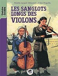 Les sanglots longs des violons... : Avoir dix-huit ans à Auschwitz