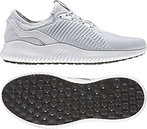 Adidas Alphabounce Lux W, Zapatos para correr para mujer Gris (Gritra/ftwbla/balcri)