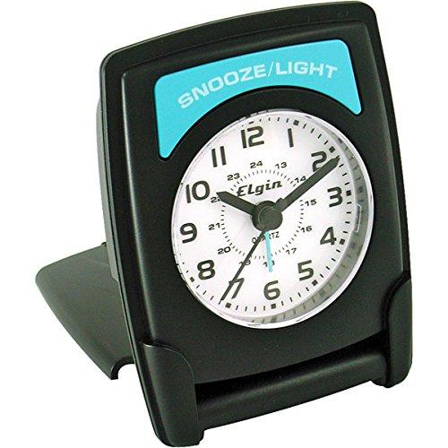 - Elgin Travel Alarm Clock