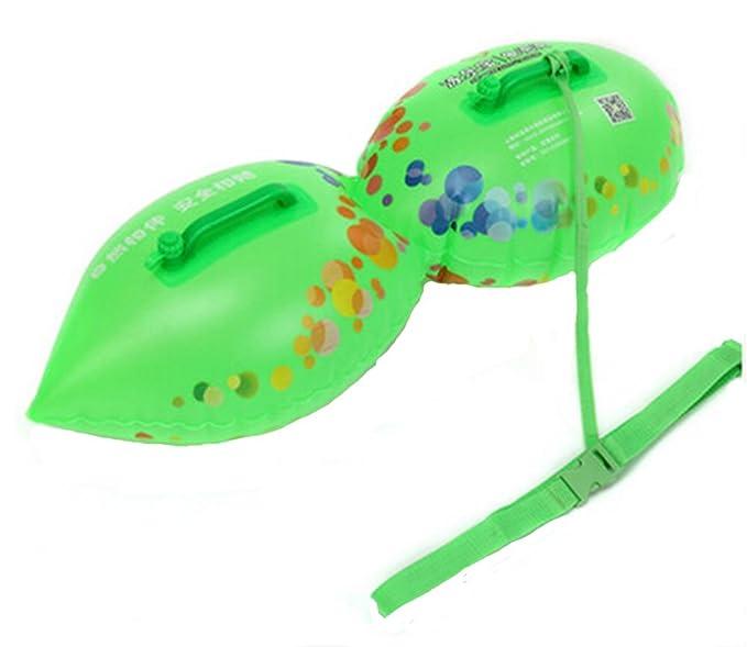 Hinchable Flotante bolsas doble Airbags natación Anillo boya ...
