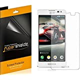 [6-Pack] SUPERSHIELDZ- High Definition Clear Screen Protector For LG OPTIMUS F7 (Boost Mobile, US Cellular) + Lifetime Replacements Warranty [6-PACK] - Retail Packaging
