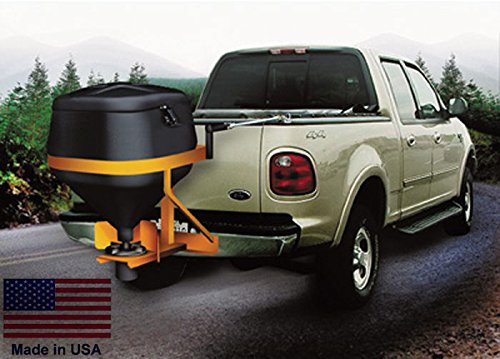 Spreader-Salt-Pickup-Tailgate-Mount-12-Volt-600-Lb-Capacity-3-to-30-Ft