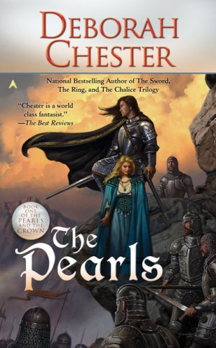 The Pearls (Pearls and the Crown) - Deborah Chester